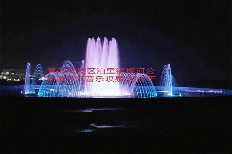 黄岛开发区泊里镇横河公园漂浮式千赢国际娱乐网站千赢国际官网