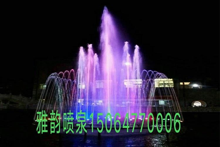 千赢国际官网水景效果展示图
