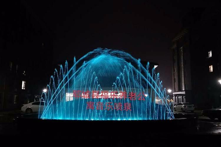 郓城县福乐养老公寓千赢国际娱乐网站千赢国际官网案例