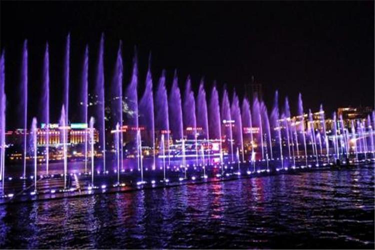 大型音乐喷泉