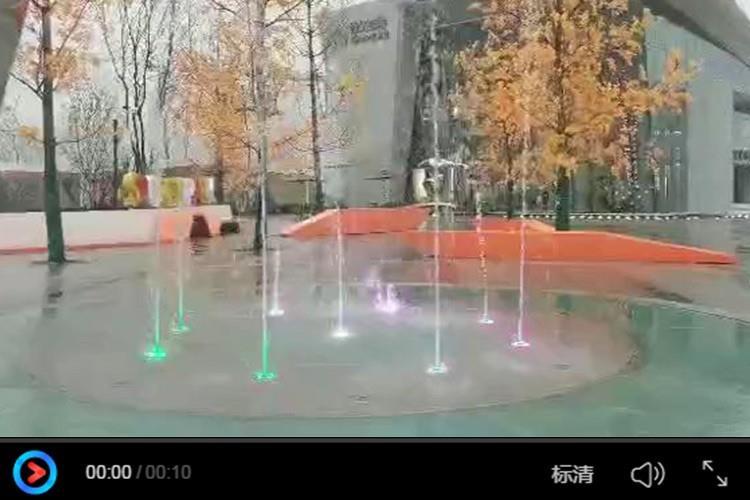 绿地未来城512低压旱喷视频